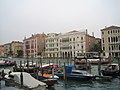 The grand canal with a fireboat, Venice (3279923992).jpg