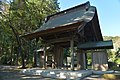 The main gate of Houn-ji temple (Takaoka, Tsuchiura city, Ibaraki prefecture).jpg