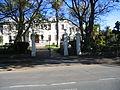 Theological Seminary gates 3.JPG