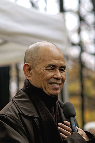 Five precepts - Thich Nhat Hanh has written about the five precepts in a wider scope, with regard to social and institutional relations.