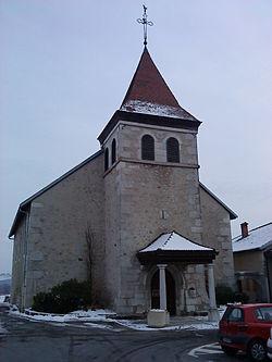 Thoiry (01) - Eglise St-Maurice.JPG