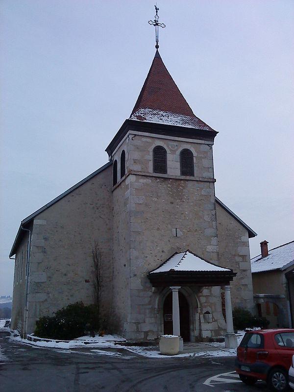 Photo de la ville Thoiry
