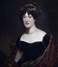 Thomas Barber (1771-1843), Lady Anne Margaret Coke, Viscountess Anson, circa 1815, Shugborough Estate, National Trust.jpg