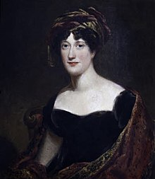 Thomas Barber (1771-1843), Lady Anne Margaret Coke, Viscountess Anson, circa 1815, Shugborough Estate, National Trust.jpg