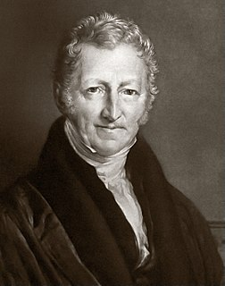 Malthusian trap Theory proposed by Thomas Robert Malthus