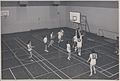 Thomond College of Physical Education students - Basketball (9524285378).jpg