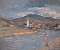 Thorma Landscape at the River Zazar with Figure.jpg