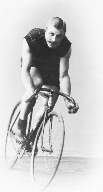 Thorvald Ellegaard - Image: Thorvald Ellegaard racing