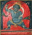 Tibetan Buddhist book with 15th-century painted art detail from Tibet, - MET 1986 509 1a d2 (cropped).jpeg