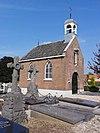 tiel rijksmonument 35581 rk begraafplaats, kapel