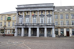 Tienen - Image: Tienen Stadhuis