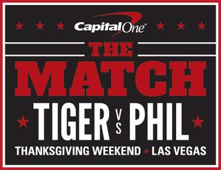 The Match: Tiger vs. Phil