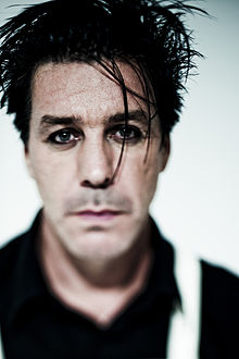Description de l'image  Till Lindemann P.R.Brown.JPG.
