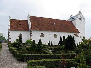 Tilst Church Church in Denmark, Denmark