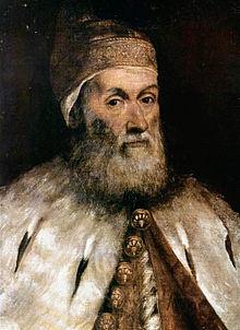 Il ritratto di Girolamo Priuli, 1559 circa, Detroit Institute of arts.