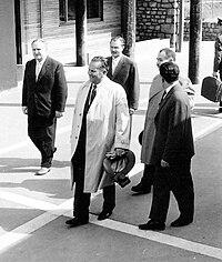 Tito in Kumrovec, 1961