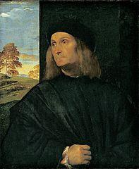 Portrait of Giovanni Bellini (?)