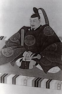 daimyo of the ealy Edo period; 1st lord of Mito, founder of Mito branch