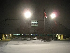 Wings Event Center - Image: Toledo Walleye vs. Kalamazoo Wings January 2014 01
