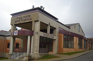Toll Gate High School - The Robert J. Shapiro Arts Center at TGHS