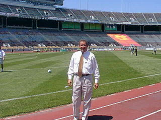 Tom Fitzgerald (soccer) American soccer player-coach