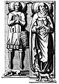 Tombeau du comte Henri III de Vaudémont et de son épouse (Dom Calmet).jpg