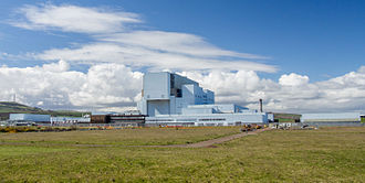 Torness Nuclear Power Station - Image: Torness Nuclear Power Station April 2016