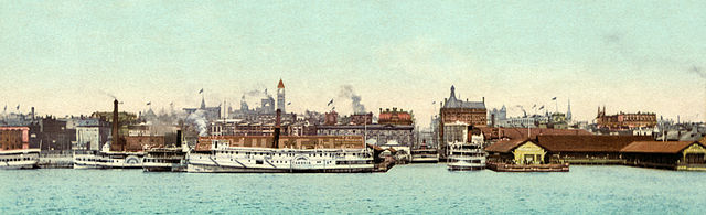 Toronto 1901 by Detroit Photographic Co.