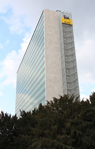 Palazzo Eni - Image: Torre Eni