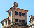 Torre do convento de San Paio. Santiago. Galiza.jpg