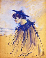 Toulouse-Lautrec - At 'Star', Le Havre, 1899.jpg