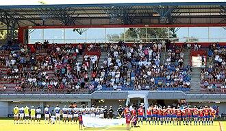 Stade Ernest-Argelès - Image: Toulouse Olympique v London Broncos
