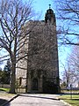 Tower at Gate of Heaven Cemetery 2006.JPG