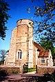 Tower of All Saints' Church, Beyton - geograph.org.uk - 1070286.jpg