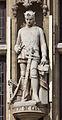 Town hall of Dunkerque - statue of Robert de Cassel - detail-7580.jpg