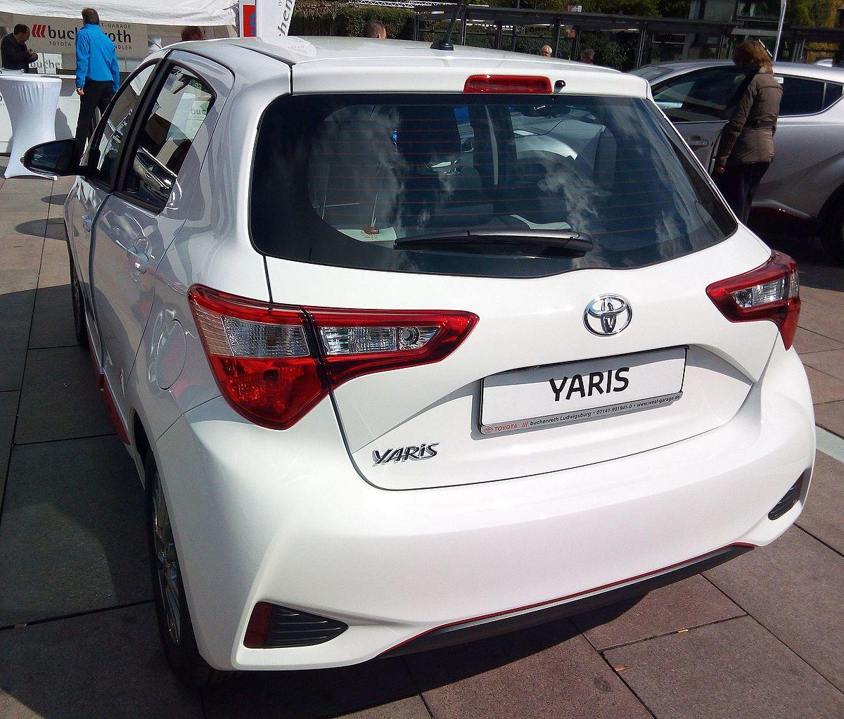 Kelebihan Toyota Yaris 2017 Review