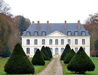 Grainville-Ymauville - The chateau of Trébons in Grainville-Ymauville