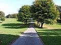 Track through Sewerby Hall Park - geograph.org.uk - 1509471.jpg