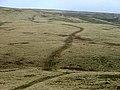 Tracks at Drygill Head - geograph.org.uk - 1046705.jpg