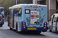 Transport NSW liveried (2611 ST), operated by Sydney Buses, Bustech VST bodied Scania K280UB on Alfred Street in Circular Quay.jpg