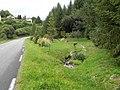 Treignac (Trainhac en occitan) est une commune française, située dans le département de la Corrèze et la région Limousin - panoramio (2).jpg