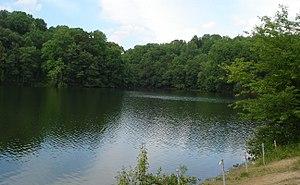 Triadelphia Reservoir - Image: Triadelphia lake
