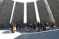 Tsitsernakaberd Genocide Memorial Yerevan.jpg