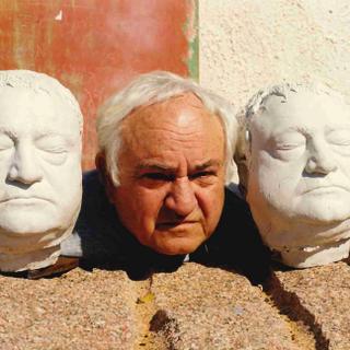 Igael Tumarkin sculptor