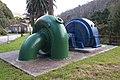 Turbina Escher Wyss - Central hidroelectrica de Tambre - 003.jpg