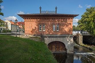 Västerås - The Turbine House