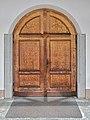 Tux-Vorderlanersbach - Pfarrkirche hl Thomas - Tür.jpg