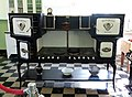 Type 3-19B Double Automatic Electric Range, Westinghouse Electric Corporation - Cà d'Zan - John and Mable Ringling Museum of Art - Sarasota, FL - DSC00368.jpg
