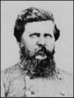 Tyree H. Bell Confederate States Army brigadier general