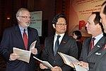U.S. Ambassador David B. Shear at the Provincial Competitiveness Index 2011 Launch (6778599692).jpg